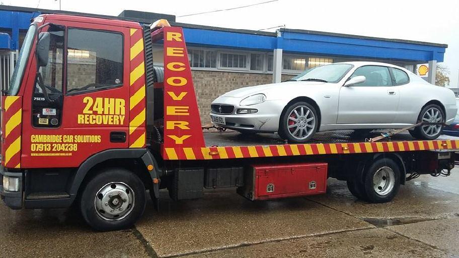 Maserati Transportation