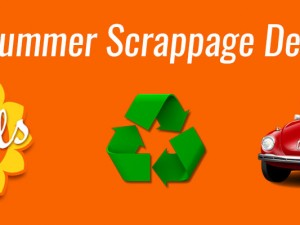 Car Recycling & Scrappage Summer Deal