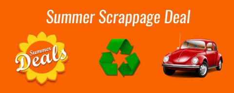 Summer Car Recycling Deals 2014