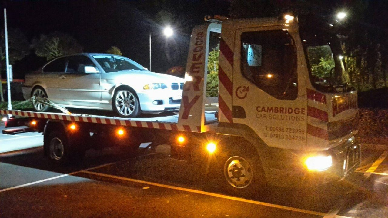 Insurance Car Recovery