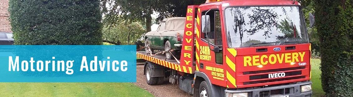 Motoring Advice in Cambridgeshire