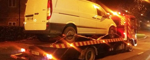 Breakdown Recovery Cambridgshire