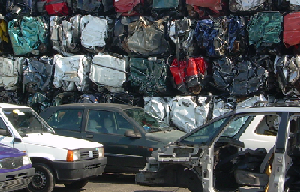 Our 7 Steps of Vehicle Recycling