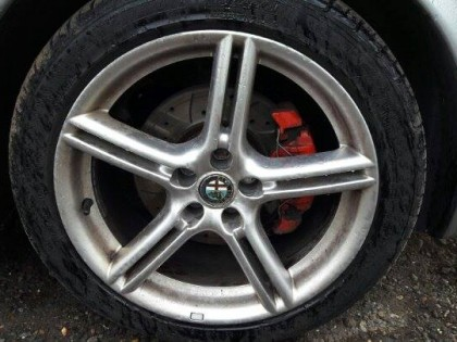 5 stud Off Alfa Romeo