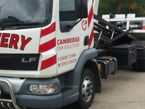 **Recruiting Yard Worker/Recovery Driver**