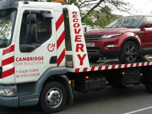 Choosing the Right Vehicle Recovery Service