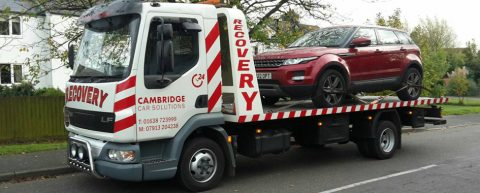 Choosing a vehicle recovery service