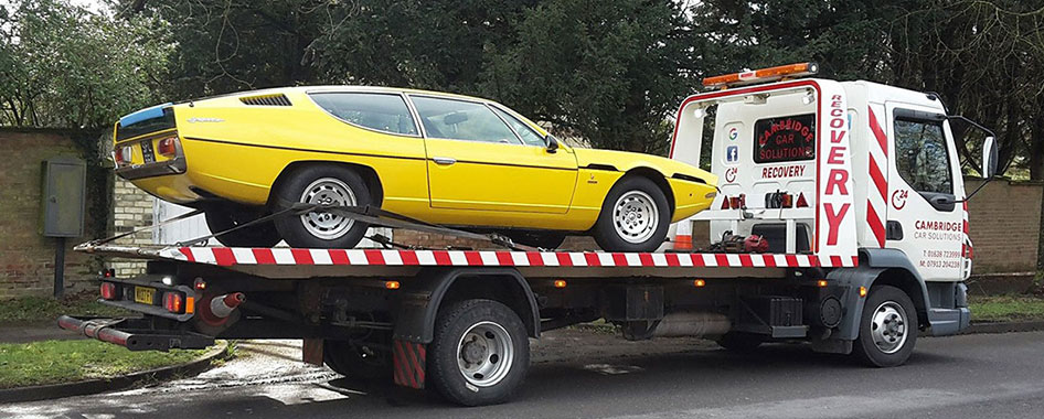 car towing cambridgeshire