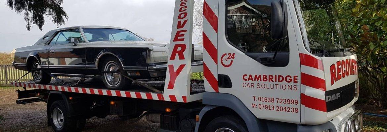 Car Towing Cambridge
