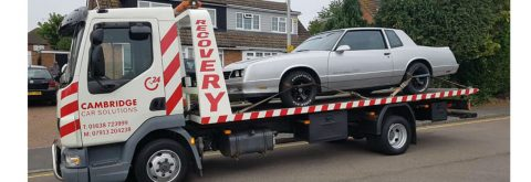 Car Recovery Cambridgeshire