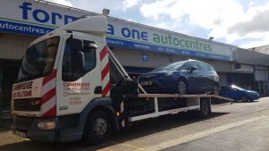 Accident Recovery